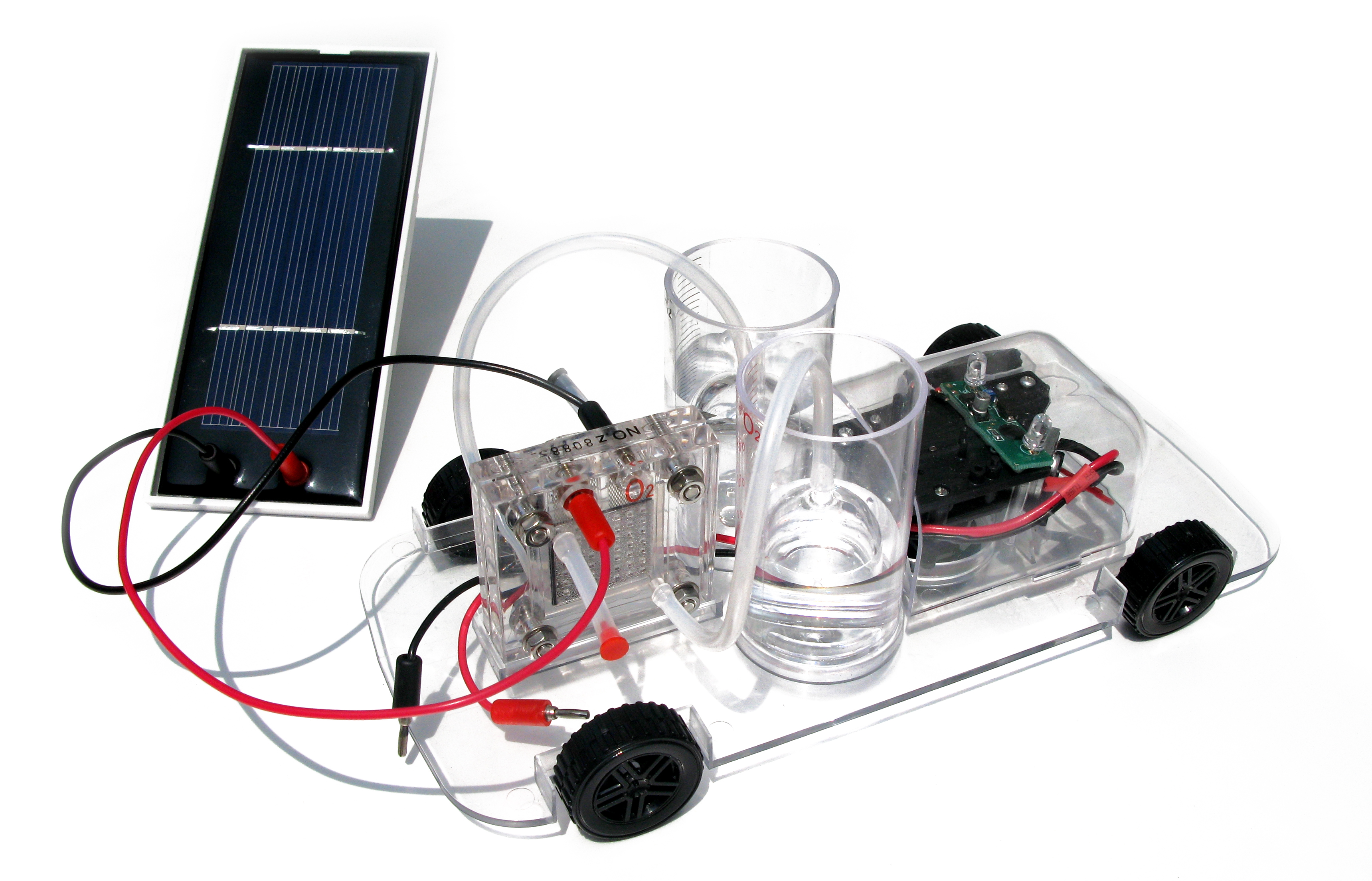 fuel cell car science kit. Black Bedroom Furniture Sets. Home Design Ideas